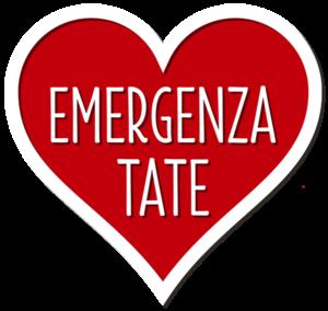 logo emergenza tate pavia